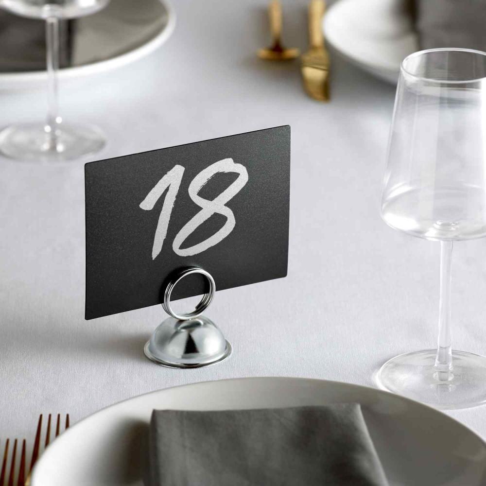 Clip Para Sostener Menú, Promos, Happy Hour o Número Mesa