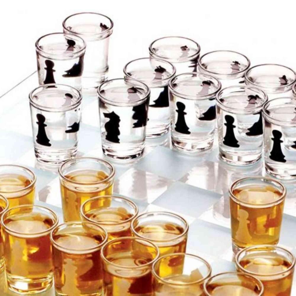 Juego Ajedrez Shots