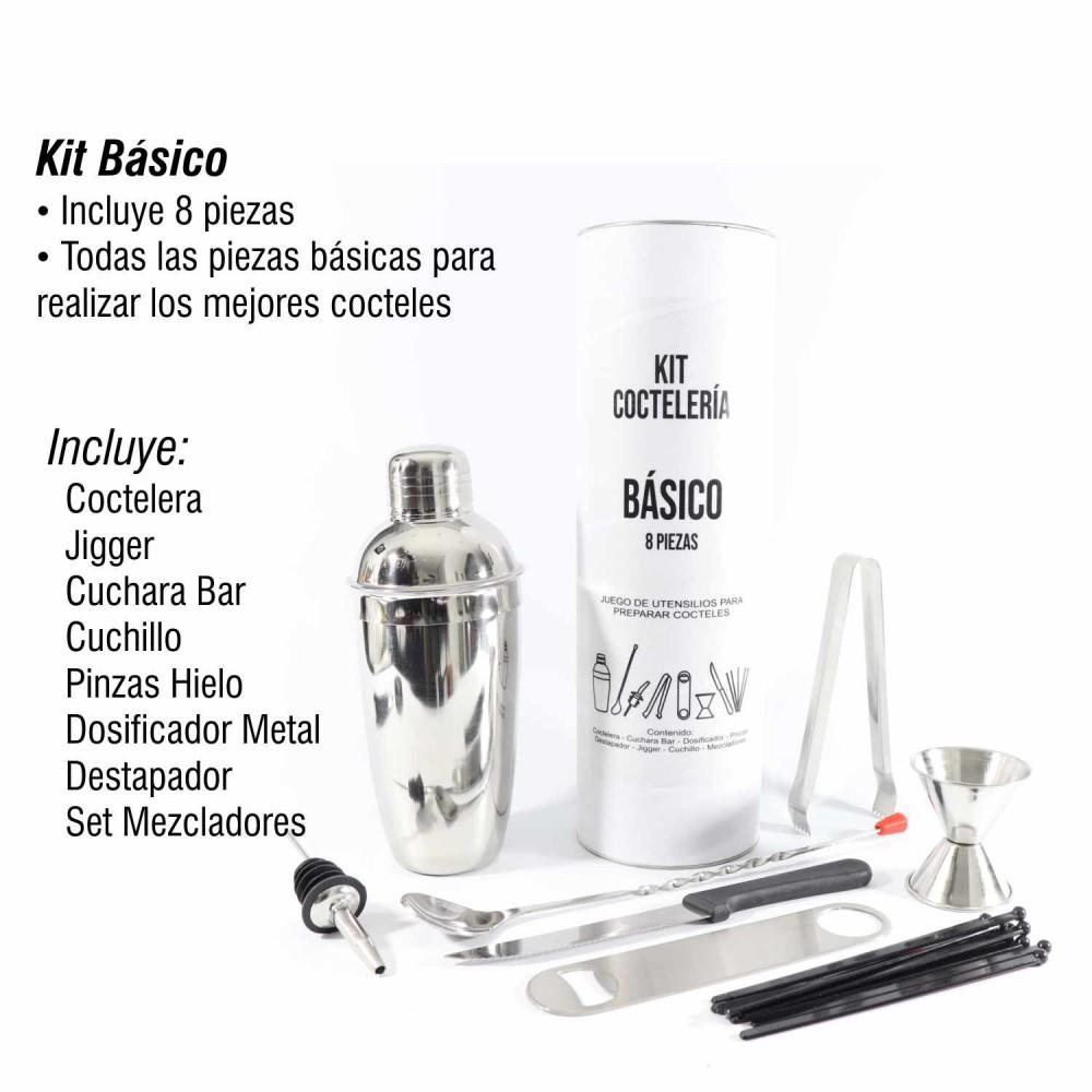 Kit Básico Coctelería