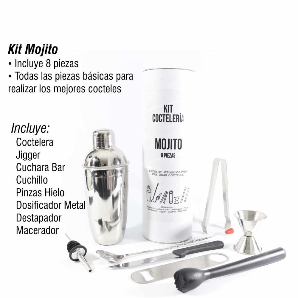 Kit Mojito Coctelería