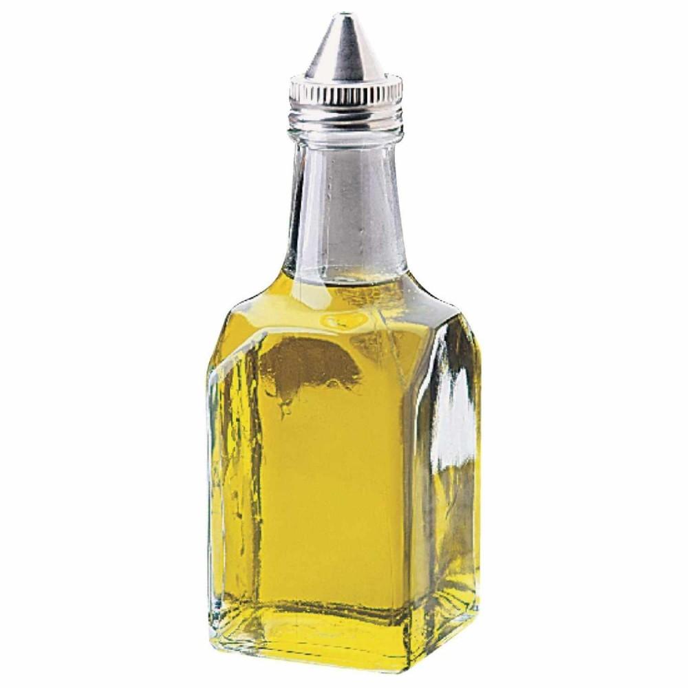 Recipiente Vidrio Aceite o Vinagre 6oz