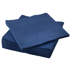 Servilletas Azules 125un