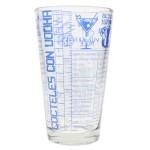 Boston Shaker 3 Piezas Con Vaso Recetas Vodka