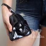 Bolso Mini Darth Vader 3D