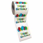 Papel Higiénico Happy Birthday
