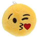 Llavero Emoji Beso