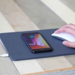 Mousepad Cargador Wireless