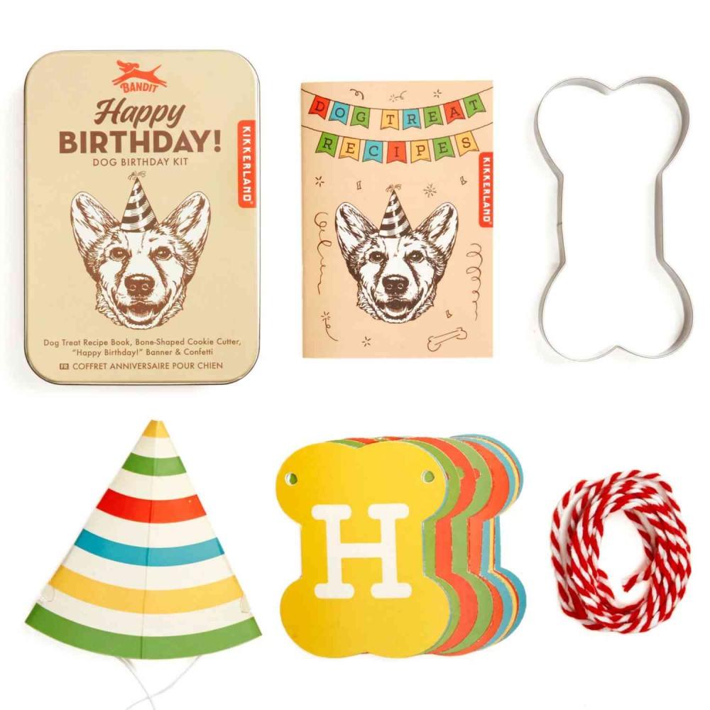 Kit Cumpleaños Perros