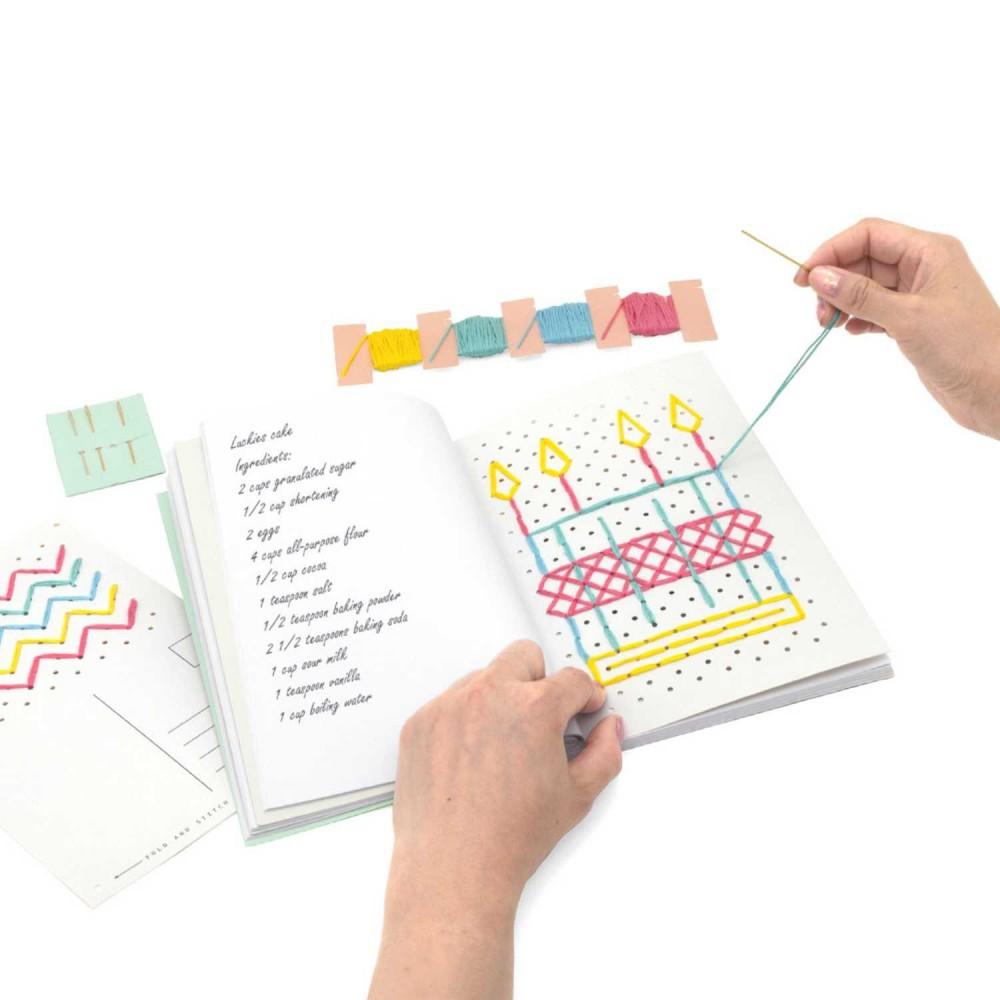 Cuaderno Para Coser