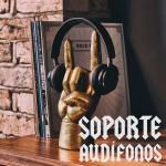 Soporte Audífonos Rock On