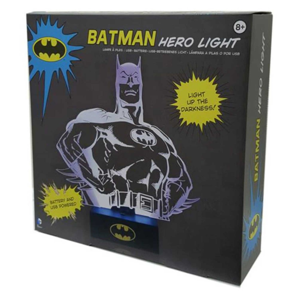 Luz Para Mesa Batman