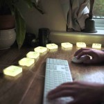 Luces Scrabble