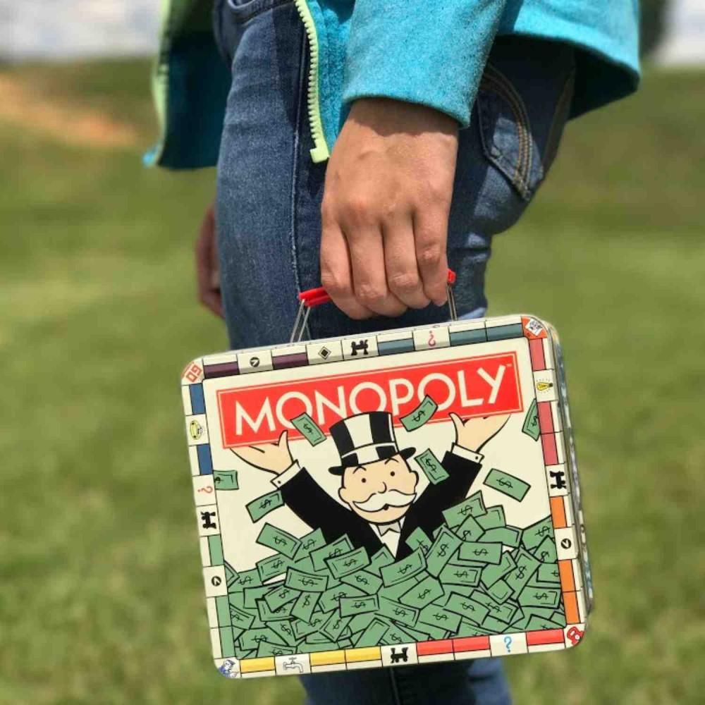 Lonchera Monopolio
