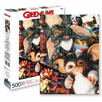 Rompecabezas Gremlins