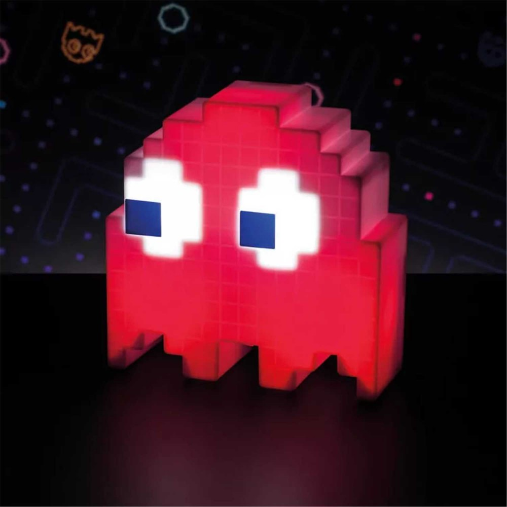 Lámpara Pac-Man Fantasma