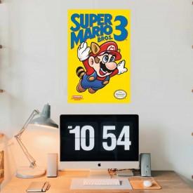 Afiche Super Mario Bros 3