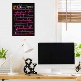 Afiche Donkey Kong