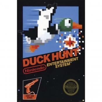 Afiche Duck Hunt
