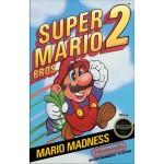 Afiche Super Mario Bros 2