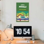 Afiche Pitfall Activision