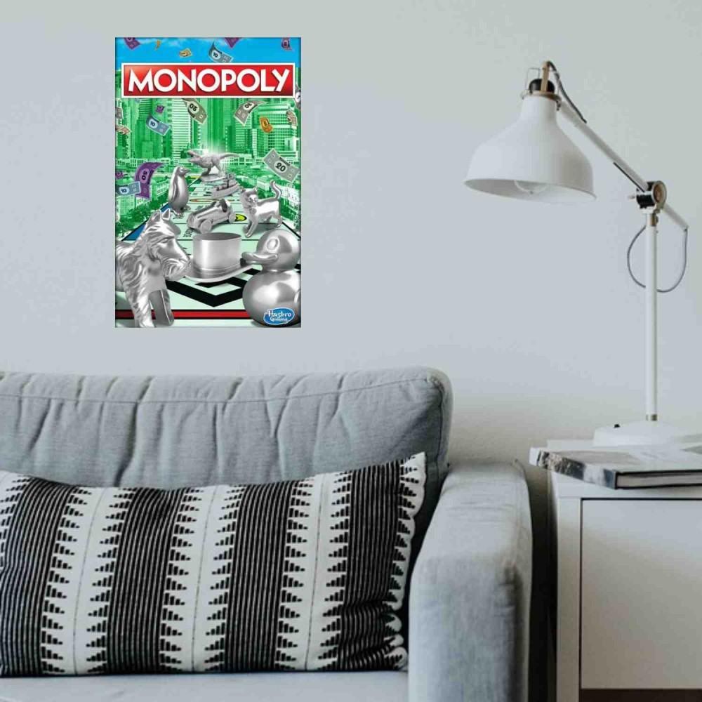Afiche Monopolio Portada