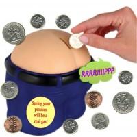 Alcancía Pesos y Pedos