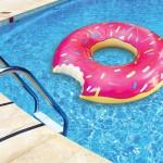 Flotador Donut Para Piscina