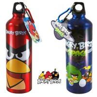 Termo Aluminio Angry Birds Space
