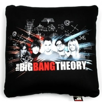 Cojín Big Bang Theory