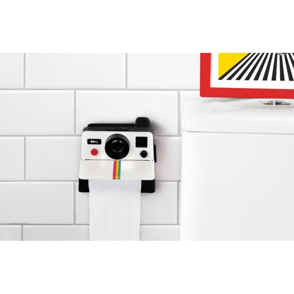 Papelera Para Baño Tipo Polaroid