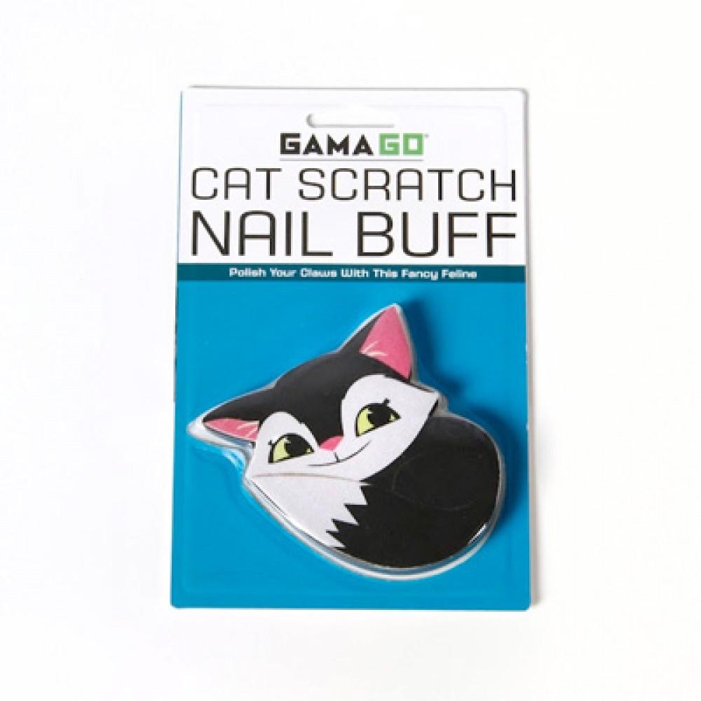 Lima Para Uñas Gato