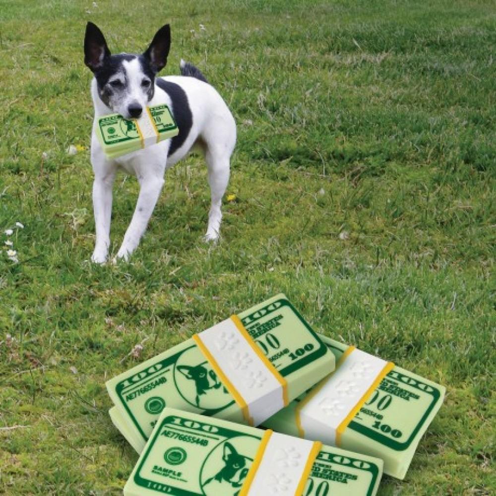 Juguete Para Perros En Forma De Dólar