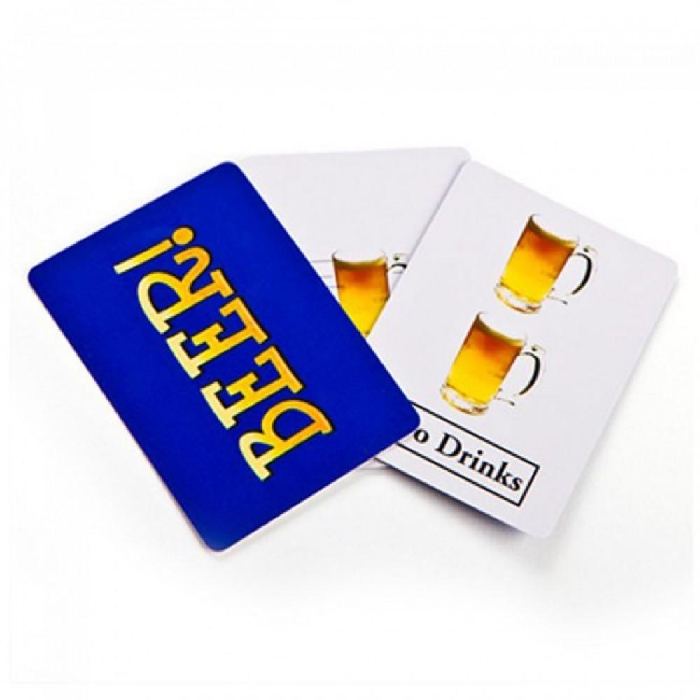 Juego de Cartas: Cerveza