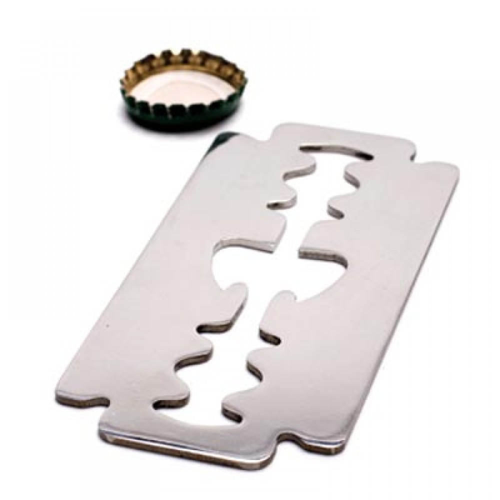 Destapador Cuchilla de Afeitar 9 x 4 cms
