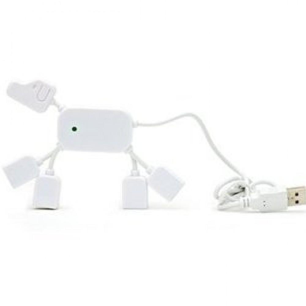 Perro Multiplicador De Puertos USB