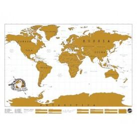 Mapa: Raspa y Viaja