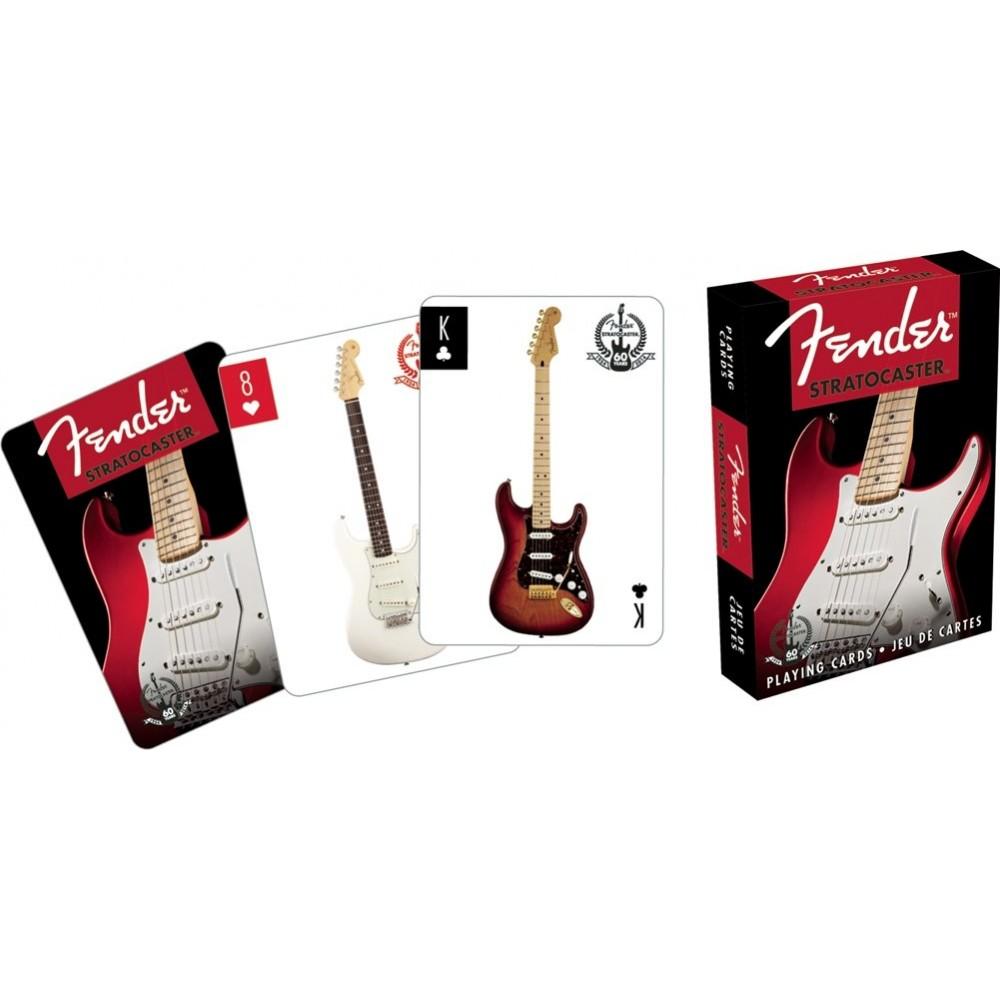 Juego De Cartas: Fender Stratocaster