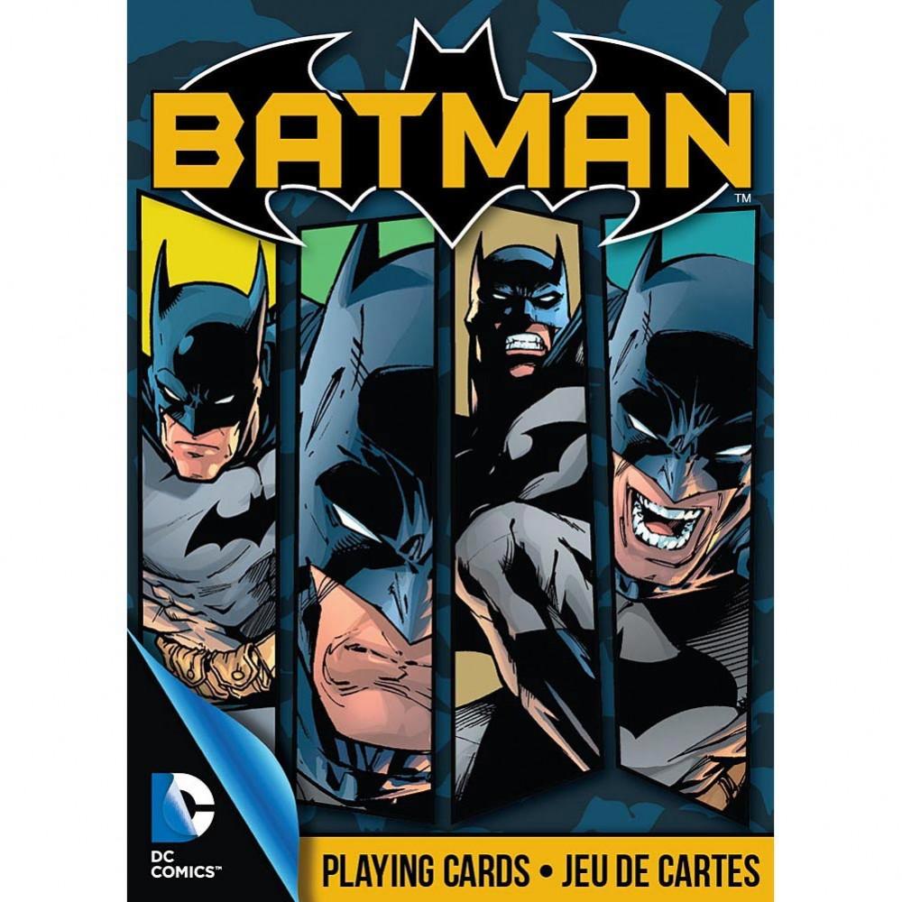 Juego De Cartas: Batman