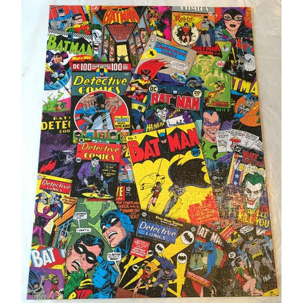 Rompecabezas Batman