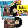 Rompecabezas The Beatles 2 en 1