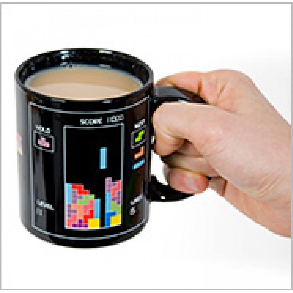 Mug Tetris