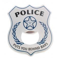 Destapador Escudo de Policía
