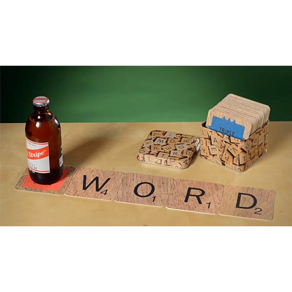 Portavasos Scrabble Oficiales