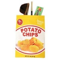 Portalápices Papas Chips