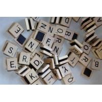 Imanes Scrabble Oficiales