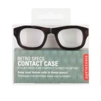 Porta Lentes de Contacto En Forma De Gafas