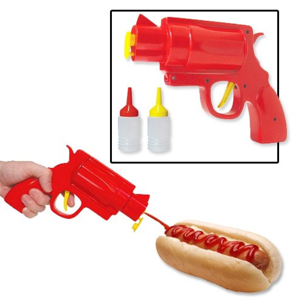 Salsa Tomate y Mostaza Revolver