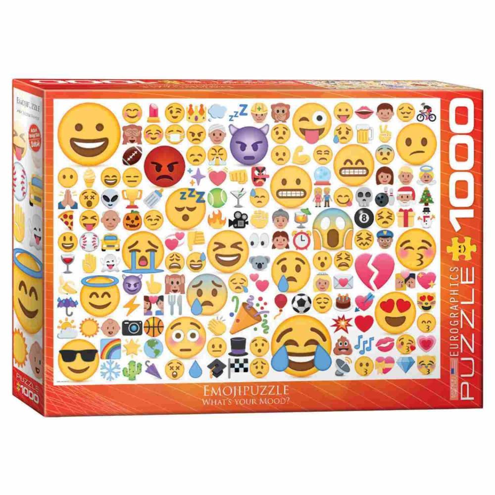 Rompecabezas Emoji