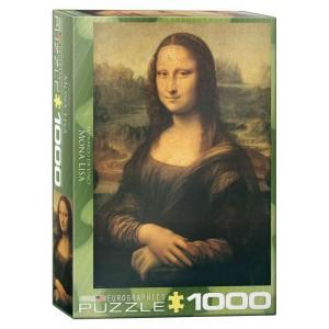 Rompecabezas Mona Lisa